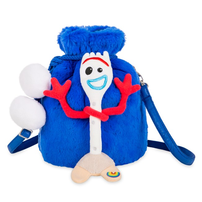 Forky Plush Crossbody Bag – Toy Story 4