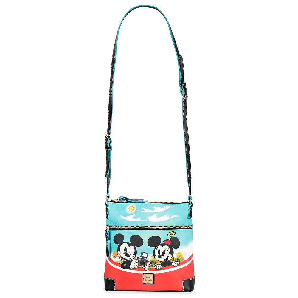 Mickey Mouse and Friends Skyliner Crossbody Bag by Dooney & Bourke
