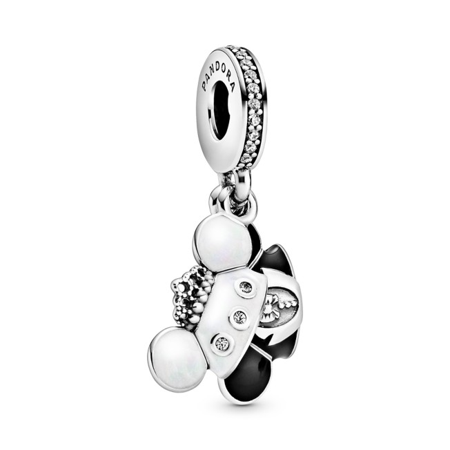Wedding Ear Hats Dangle Charm by Pandora Jewelry