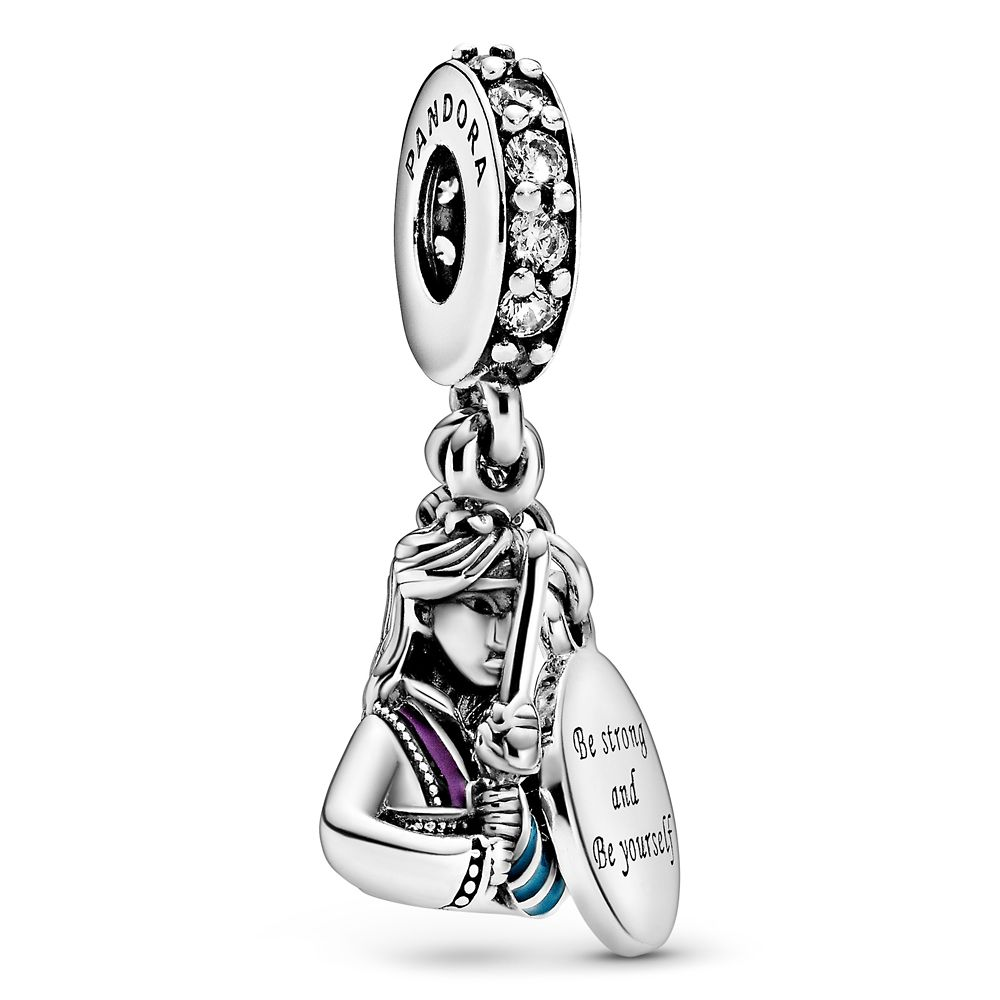 Mulan Dangle Charm by Pandora Jewelry