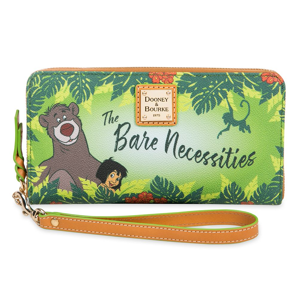 The Jungle Book Wallet by Dooney & Bourke