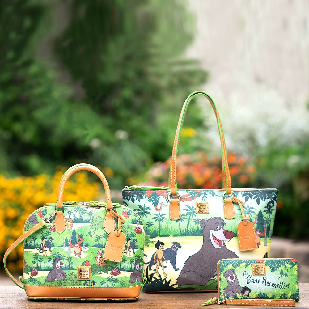 The Jungle Book Tote by Dooney & Bourke
