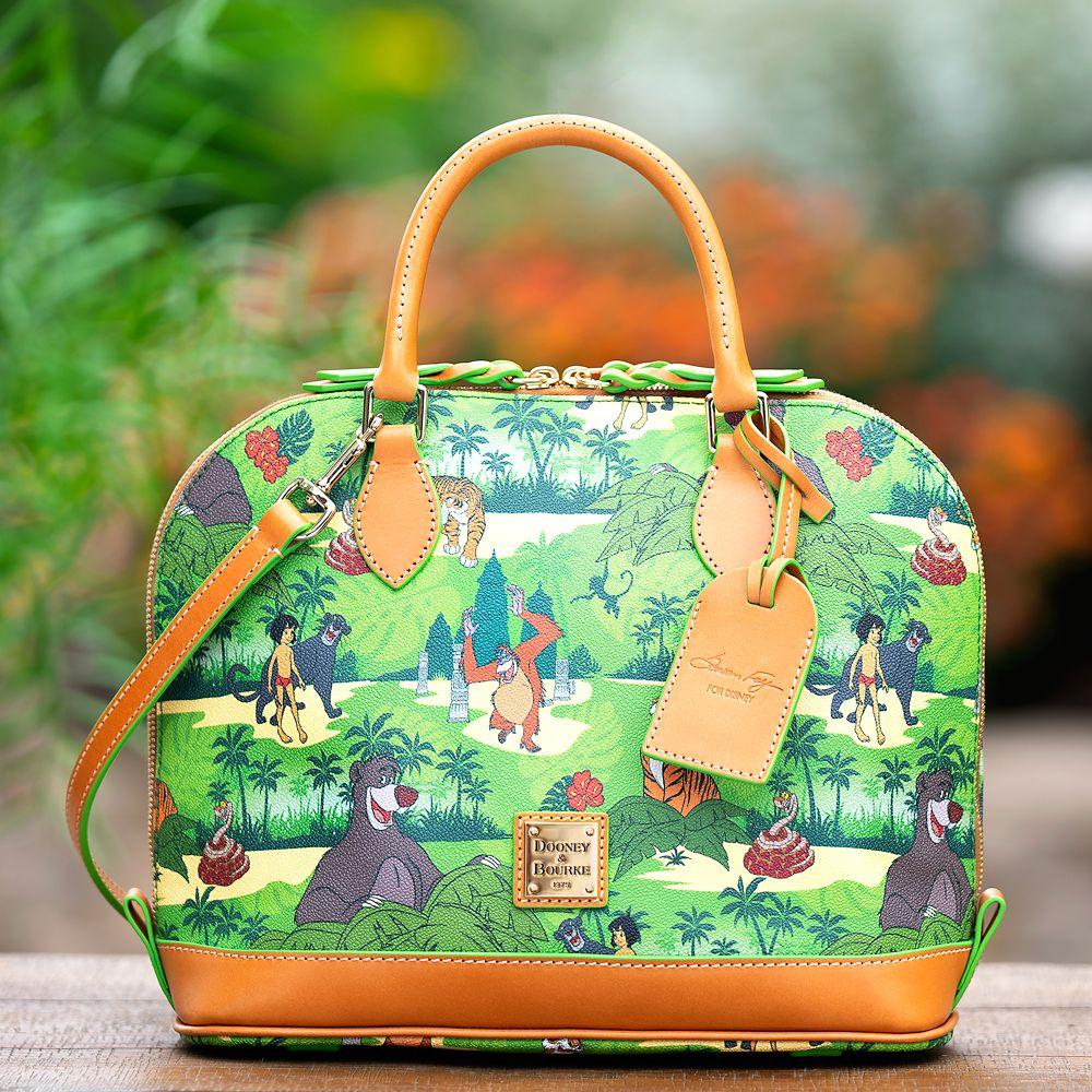 The Jungle Book Zip Satchel by Dooney & Bourke