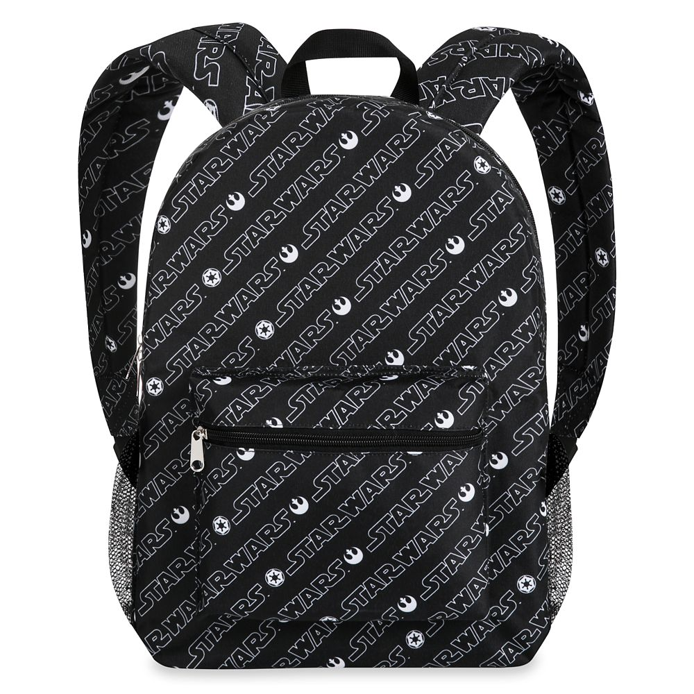 Star Wars Logo Backpack by Loungefly