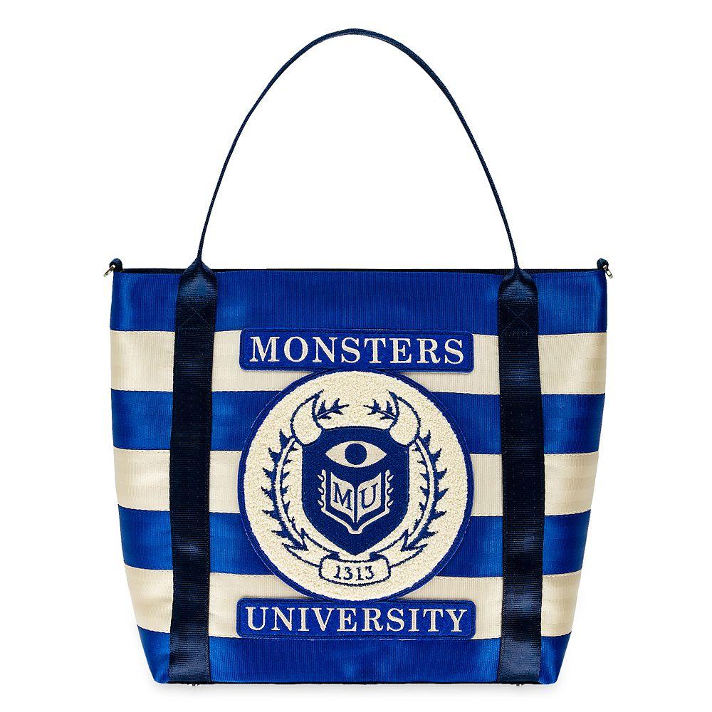 Monsters University Tote by Harveys