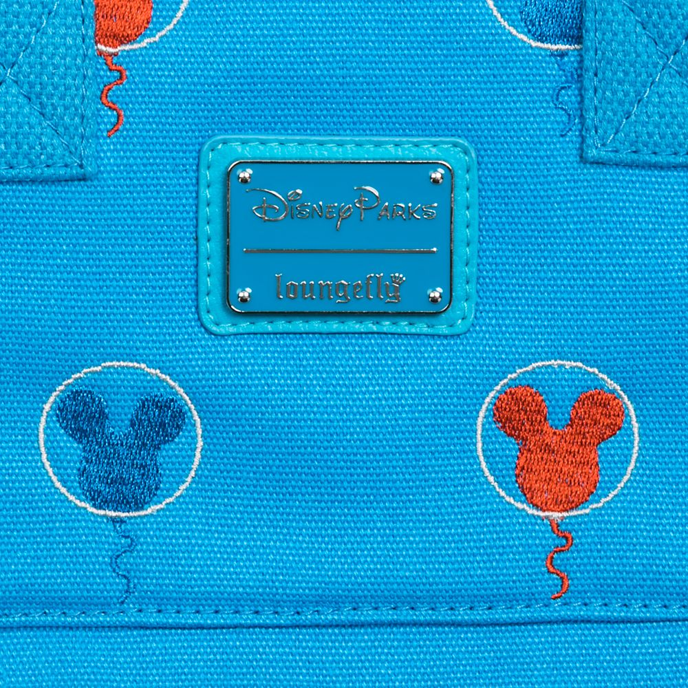 Mickey Mouse Balloons Backpack by Loungefly