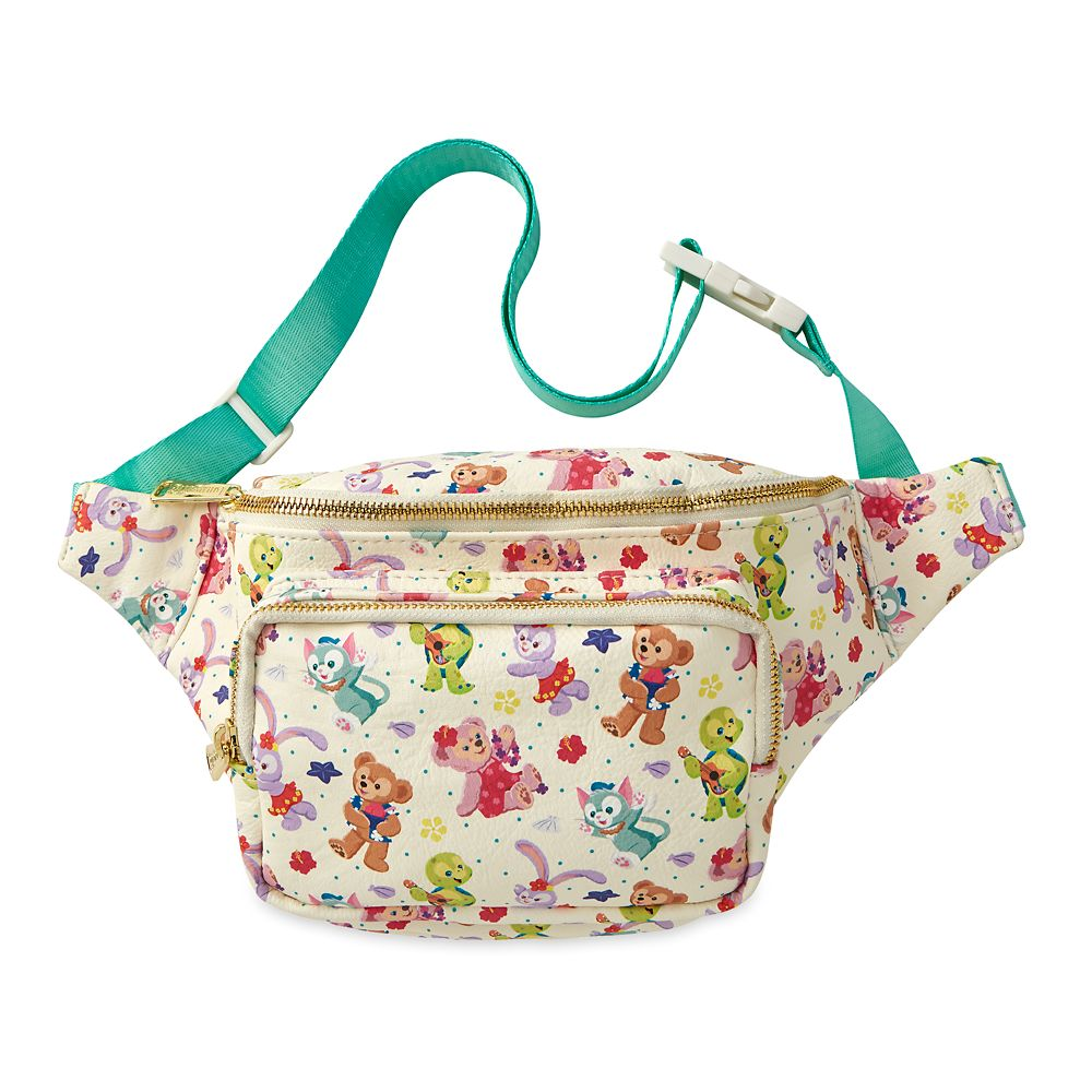Duffy and Friends Belt Bag by Loungefly – Aulani, A Disney Resort & Spa