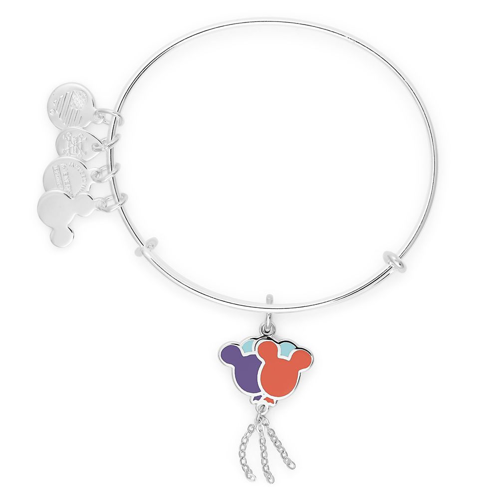 Mickey Mouse Balloons Bangle by Alex and Ani