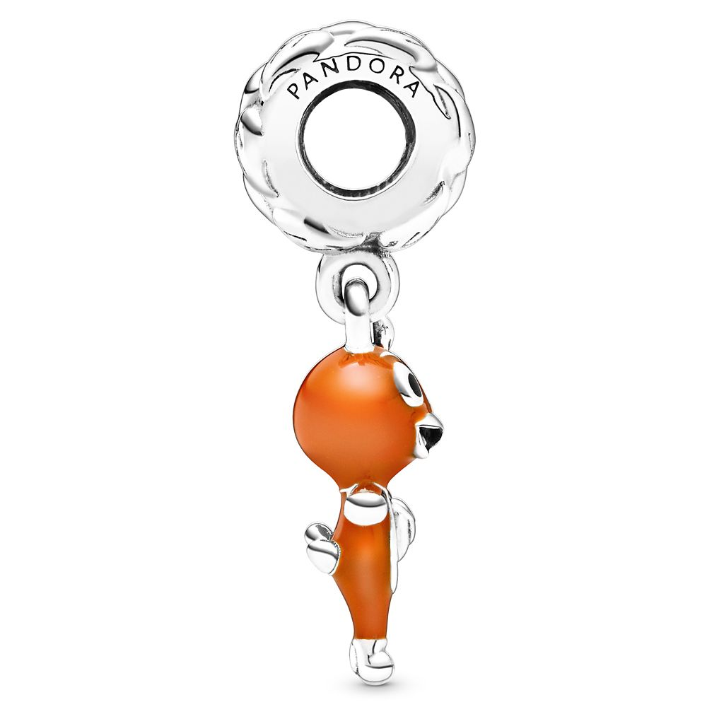 Orange Bird Charm by Pandora Jewelry