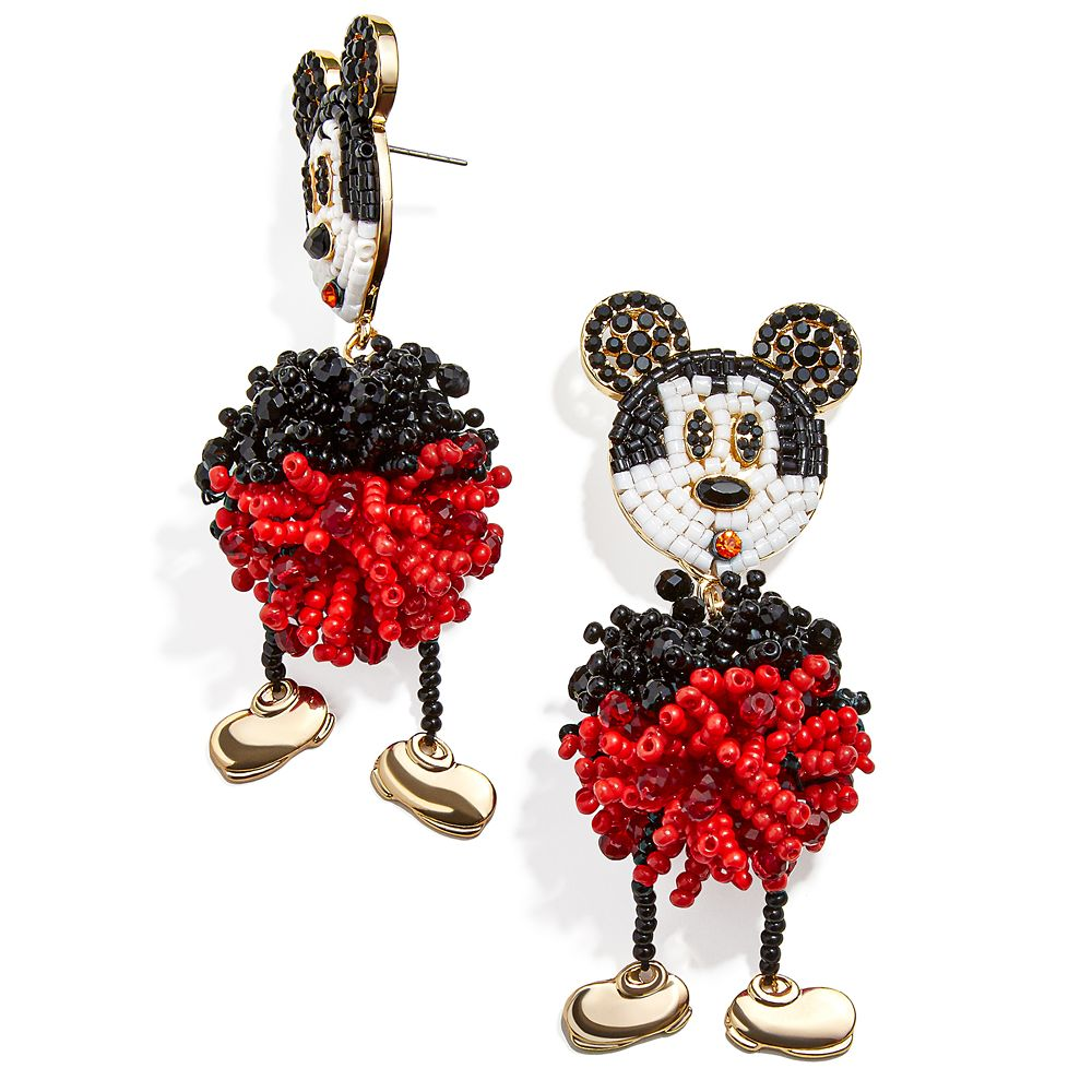 Mickey Mouse Earrings by BaubleBar