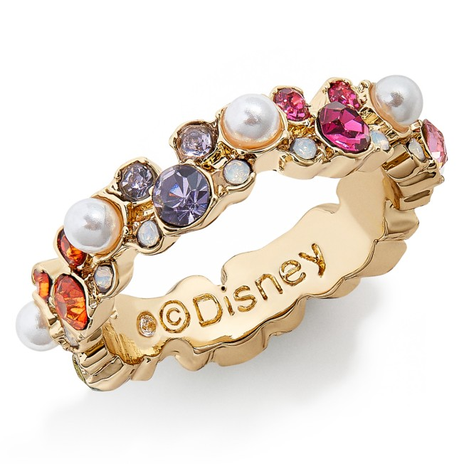 Mickey Mouse Icons Ring by BaubleBar