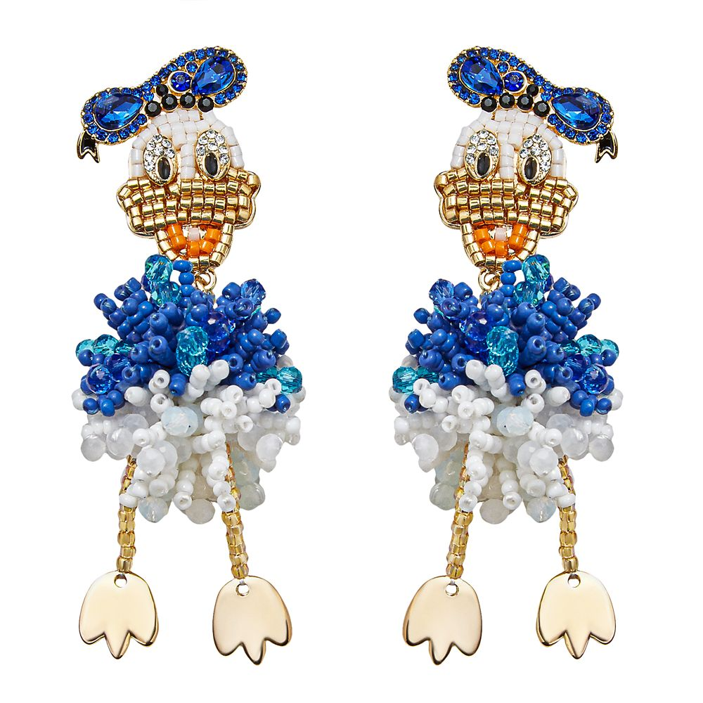 Donald Duck Earrings by BaubleBar