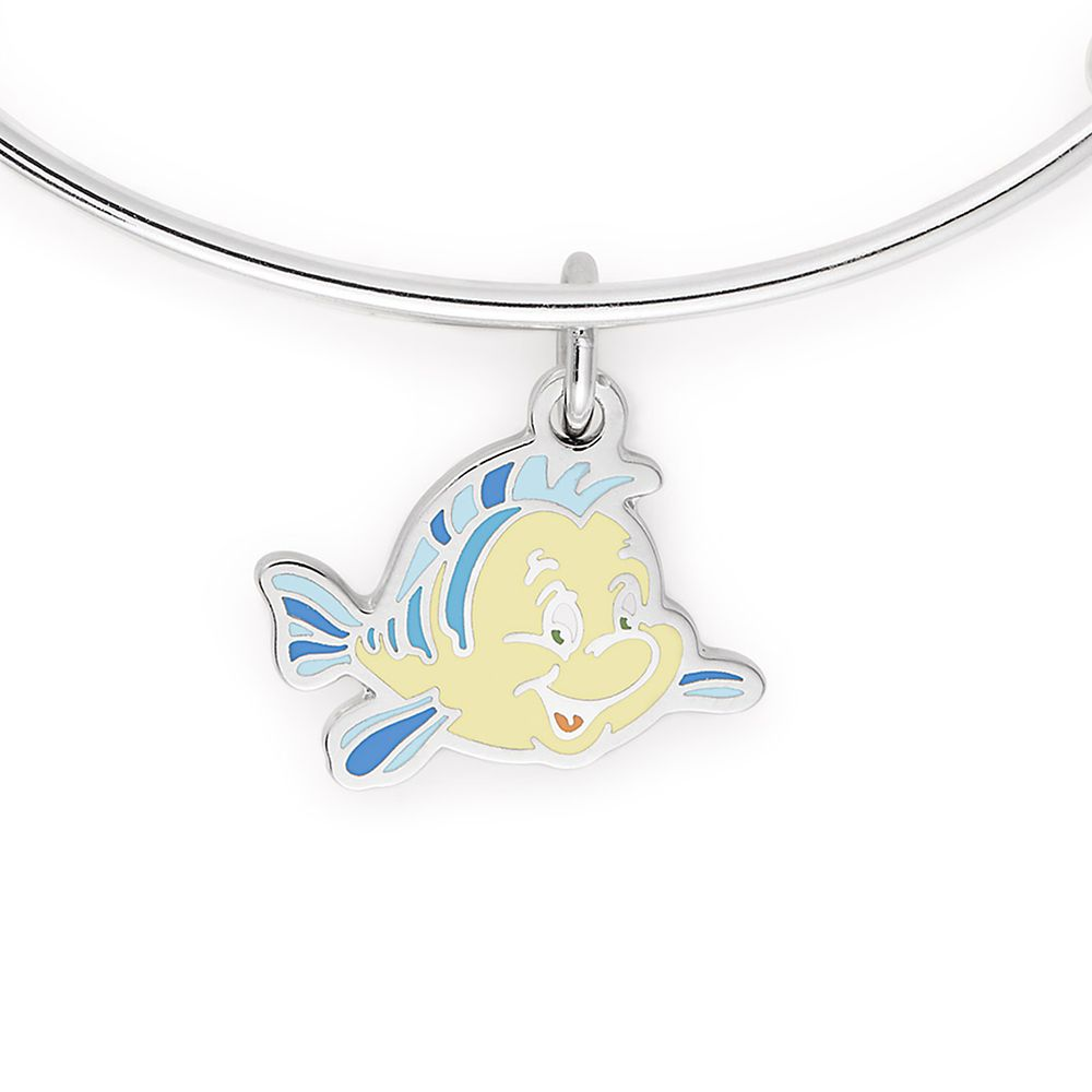 Flounder Bangle by Alex and Ani – The Little Mermaid
