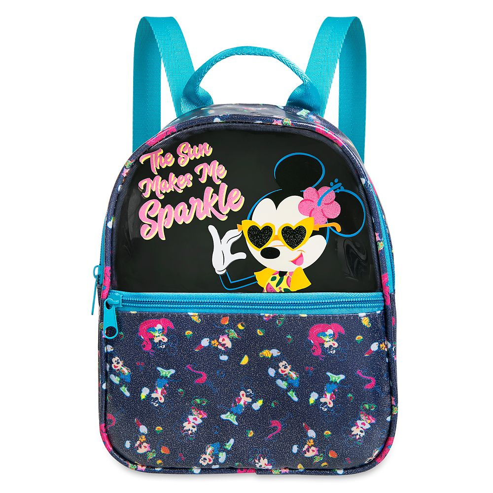Minnie Mouse Sparkle Backpack