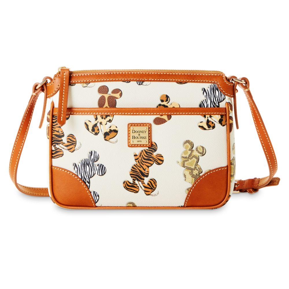 Mickey Mouse Animal Print Dooney & Bourke Crossbody Bag