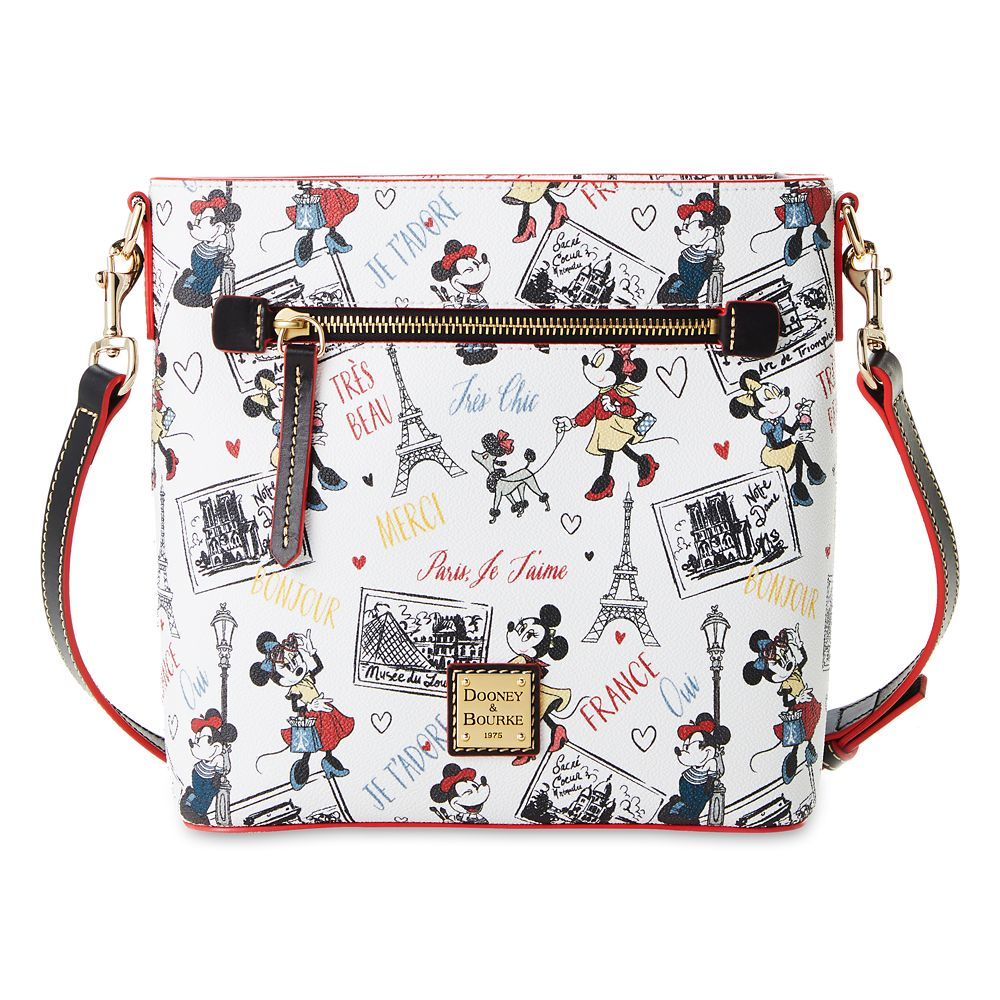 Minnie Mouse Très Chic Crossbody Bag by Dooney & Bourke