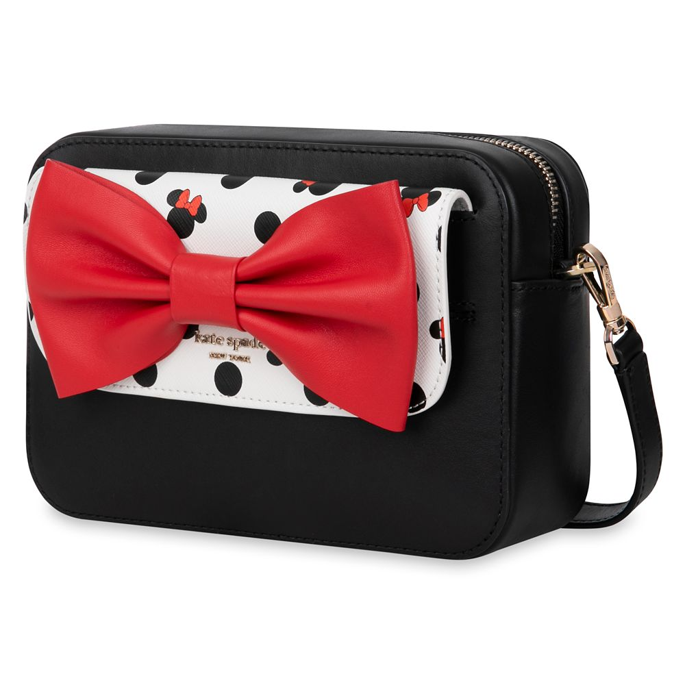 Minnie Mouse Icon Camera Bag and Pouch by kate spade new york