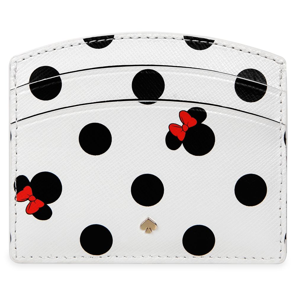 Minnie Mouse Icon Credit Card Case by kate spade new york