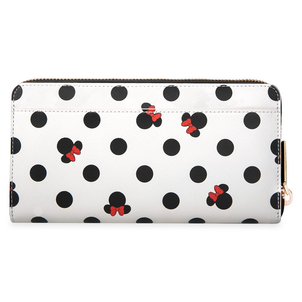 Minnie Mouse Icon Wallet by kate spade new york