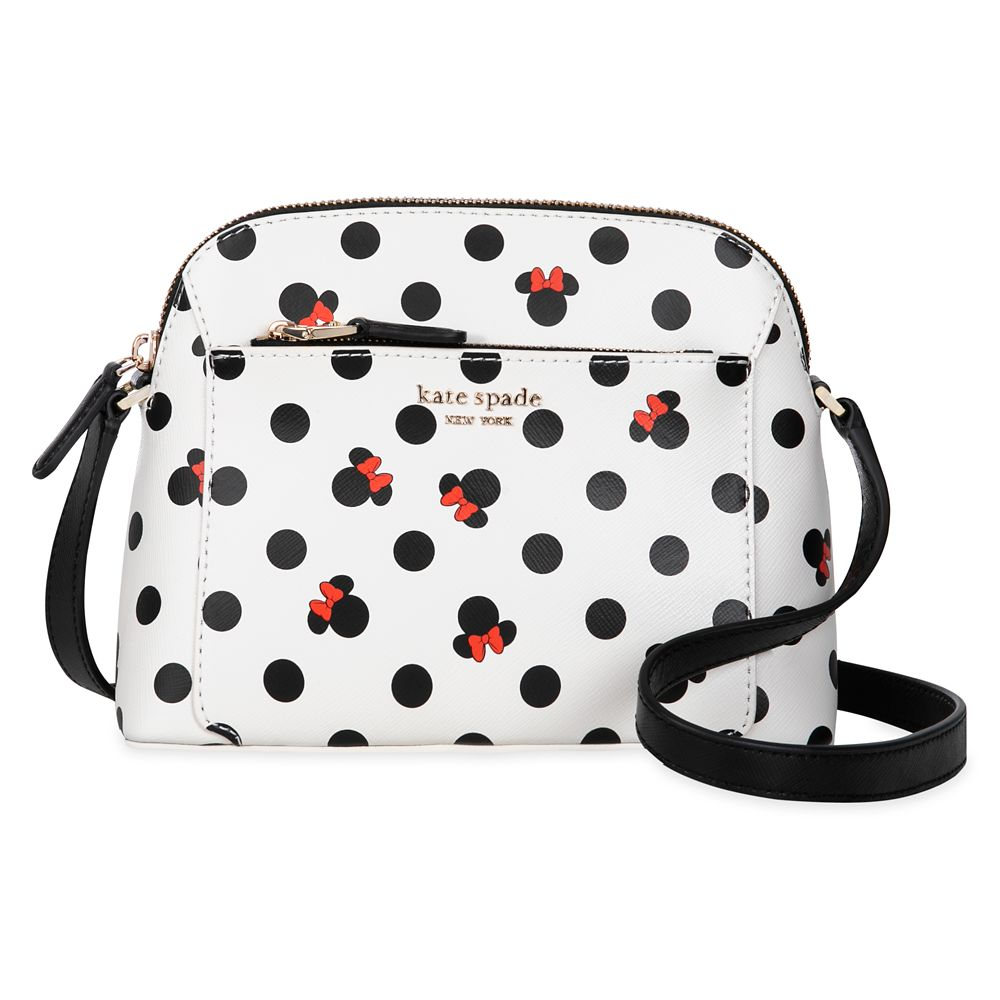 Minnie Mouse Icon Crossbody Bag by kate spade new york