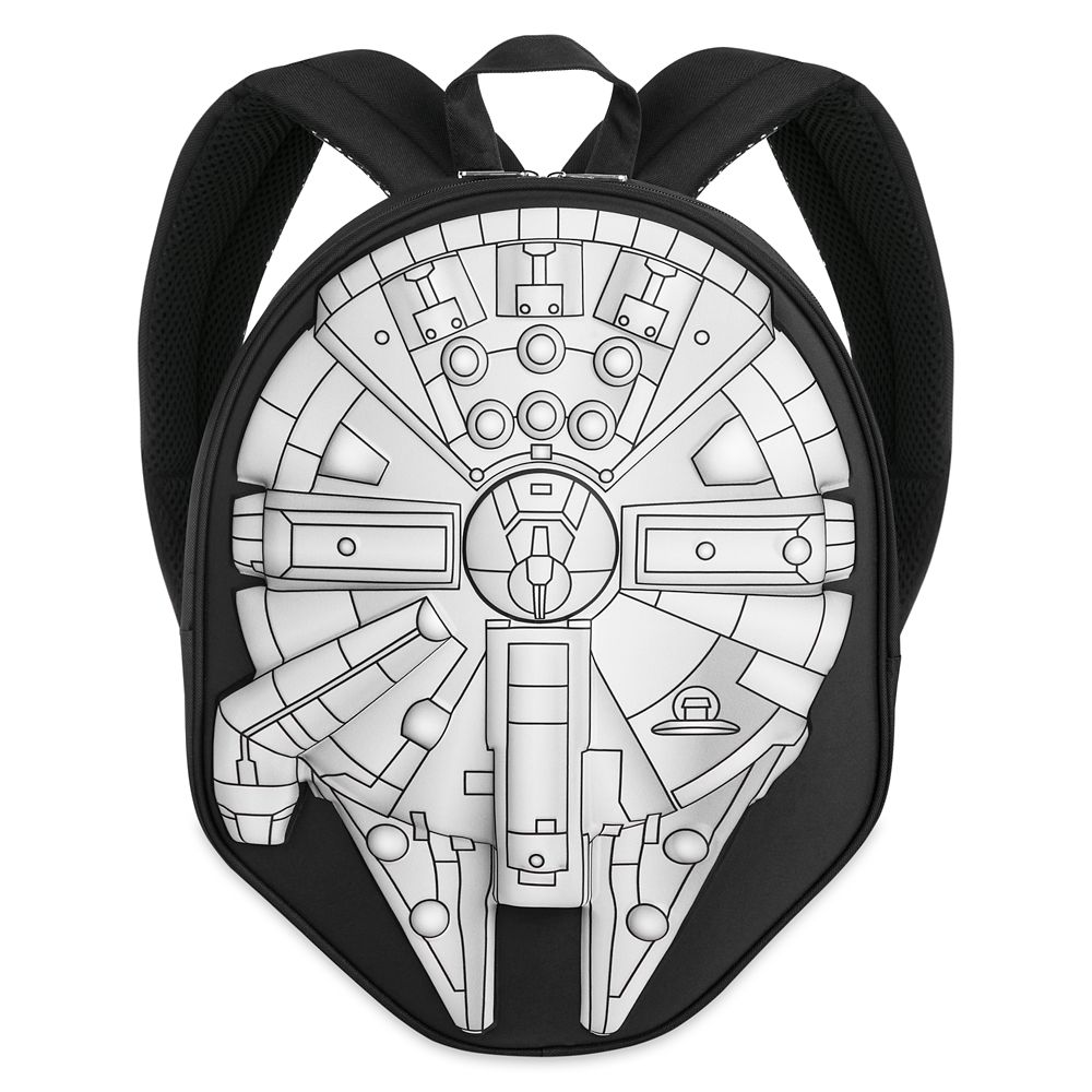 Millennium Falcon Backpack by Loungefly – Star Wars