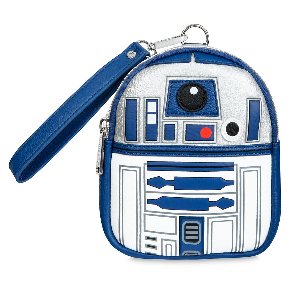 R2-D2 Loungefly Wristlet – Star Wars