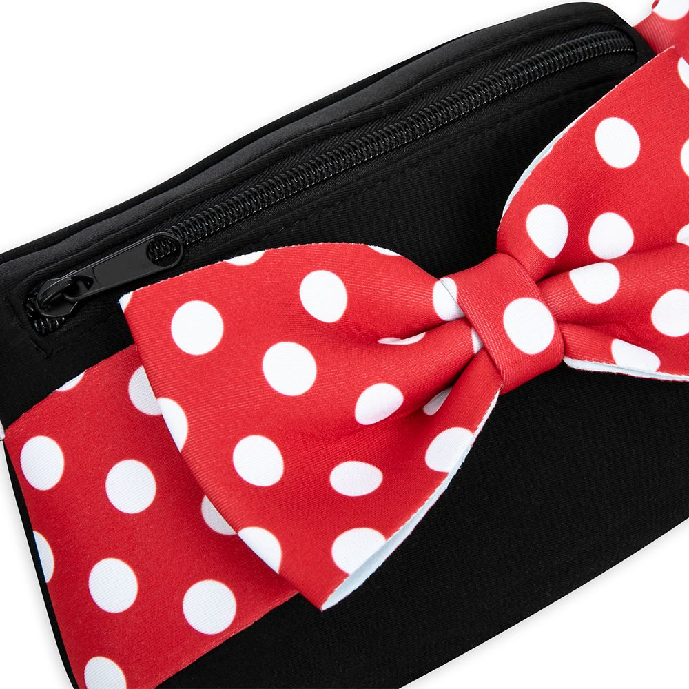 Minnie Mouse Polka Dot Belt Bag