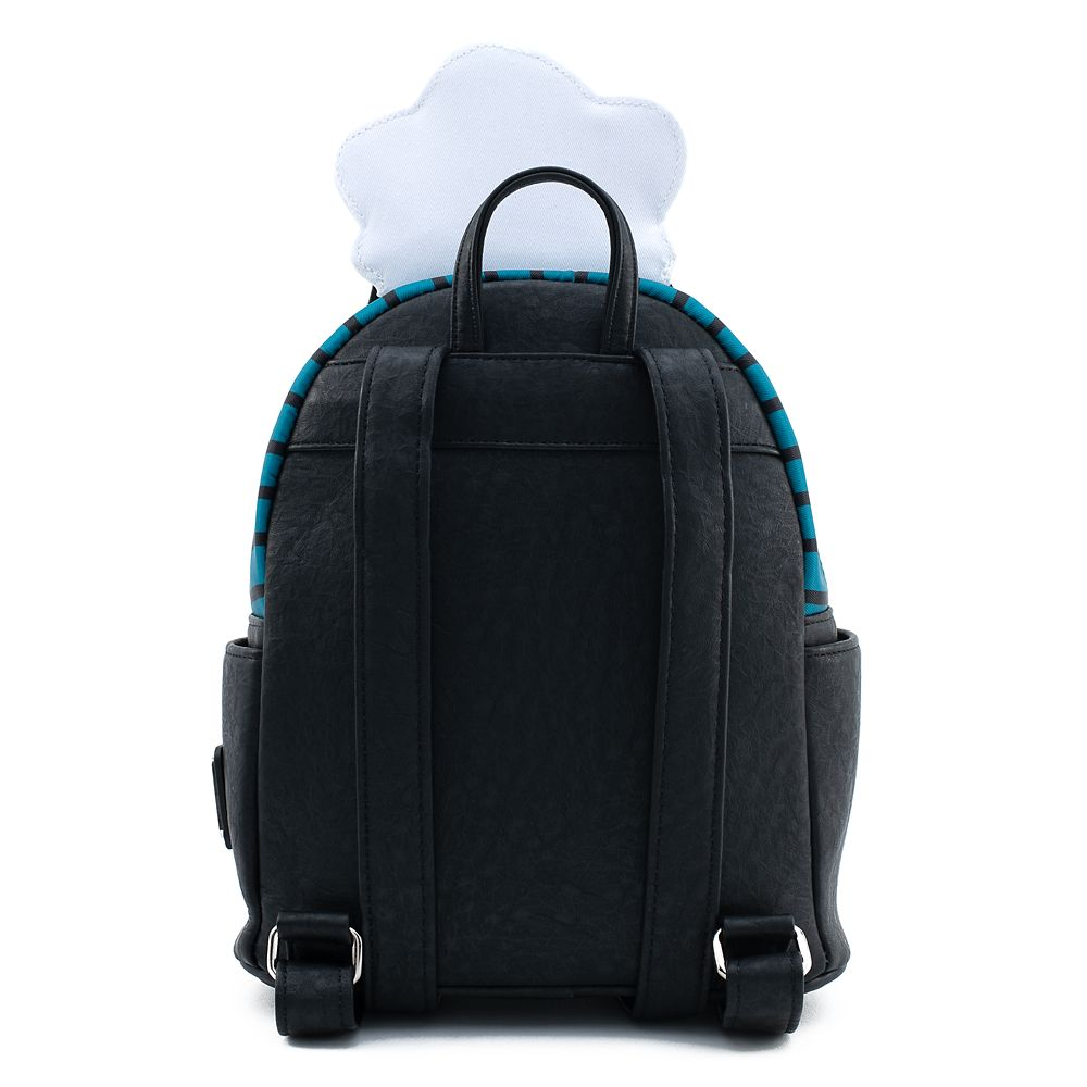 The Haunted Mansion Ghost Host Mini Backpack by Loungefly