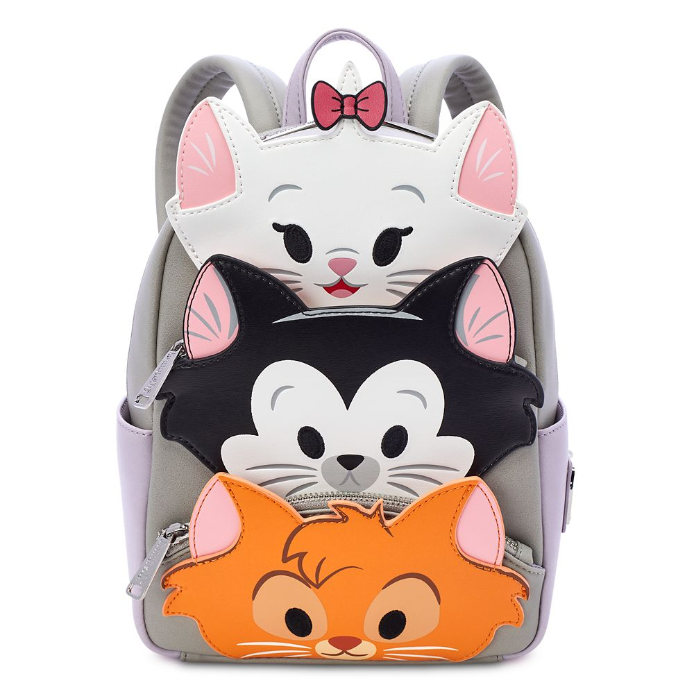 Disney Cats Loungefly Mini Backpack