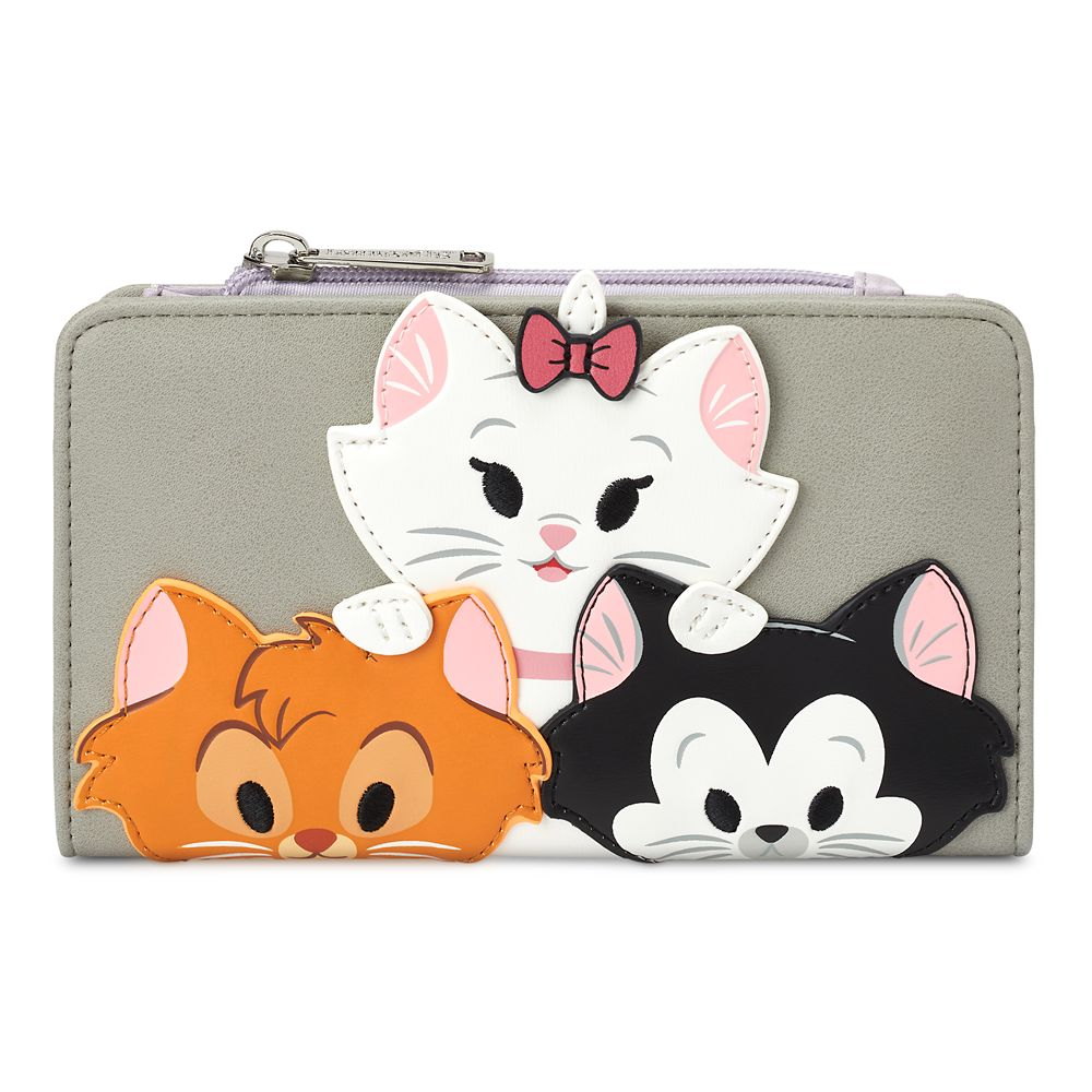 shopdisney.com - Disney Cats Loungefly Wallet 50.00 USD