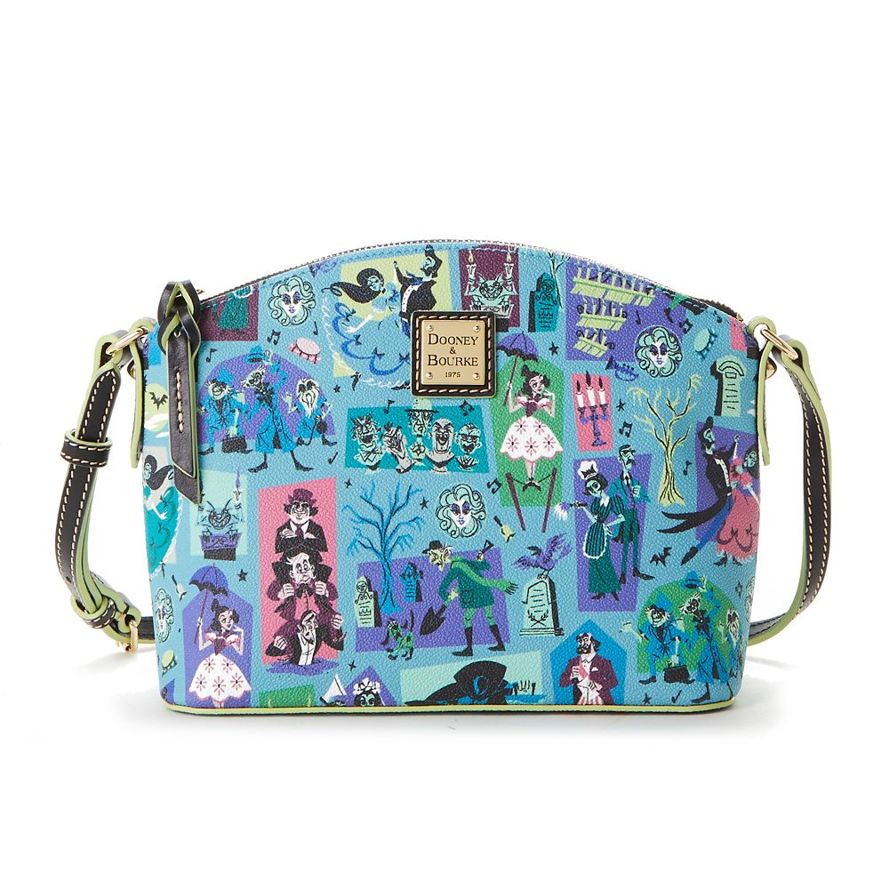 The Haunted Mansion Crossbody Bag by Dooney & Bourke