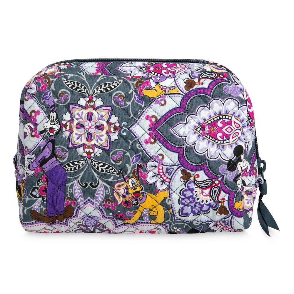 Mickey Mouse Sweet Treats Medium Cosmetic Bag by Vera Bradley