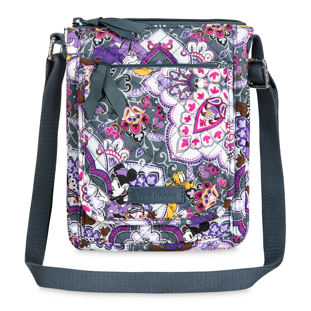 Mickey Mouse Sweet Treats Mini Hipster Bag by Vera Bradley
