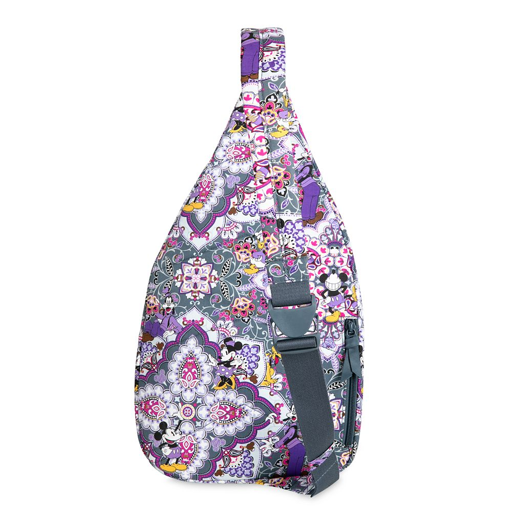 Mickey Mouse Sweet Treats Sling Backpack by Vera Bradley