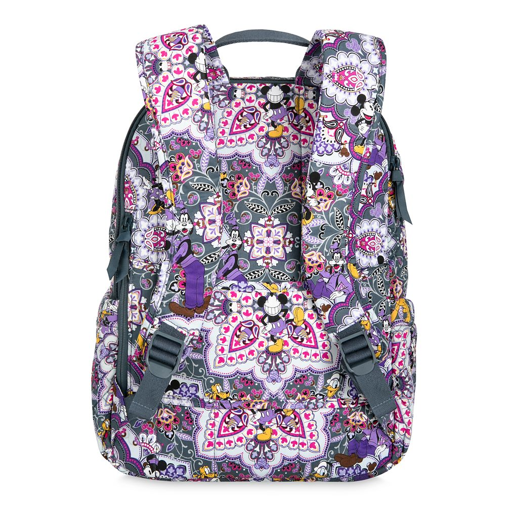 Mickey Mouse Sweet Treats Campus Backpack by Vera Bradley