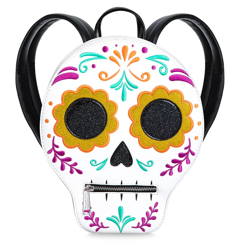 Coco Sugar Skull Loungefly Backpack
