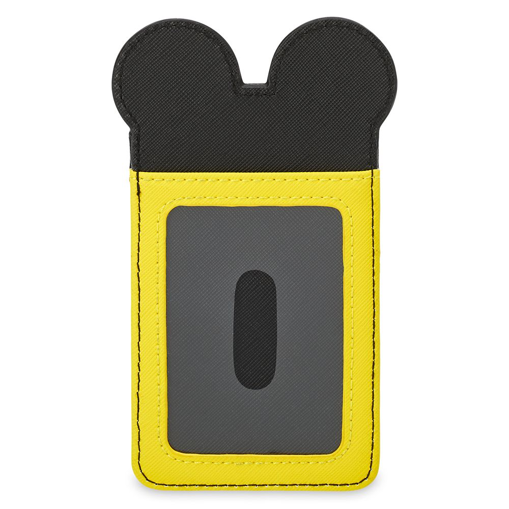 Mickey Mouse Card Holder