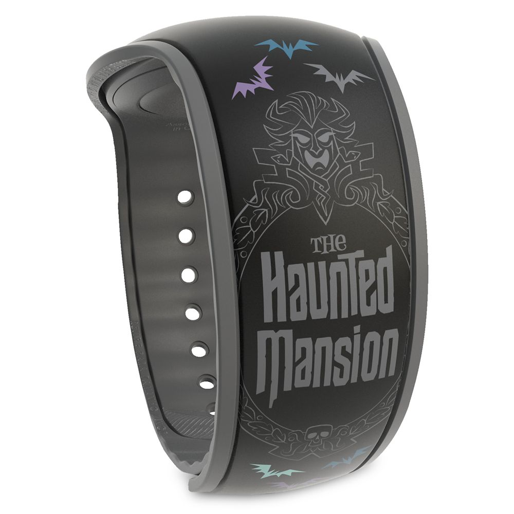 The Haunted Mansion Singing Busts MagicBand 2