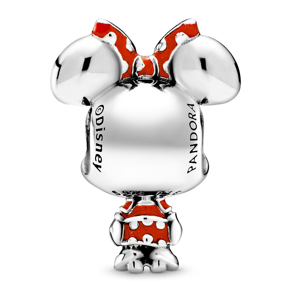 Minnie Mouse Figural Charm by Pandora Jewelry