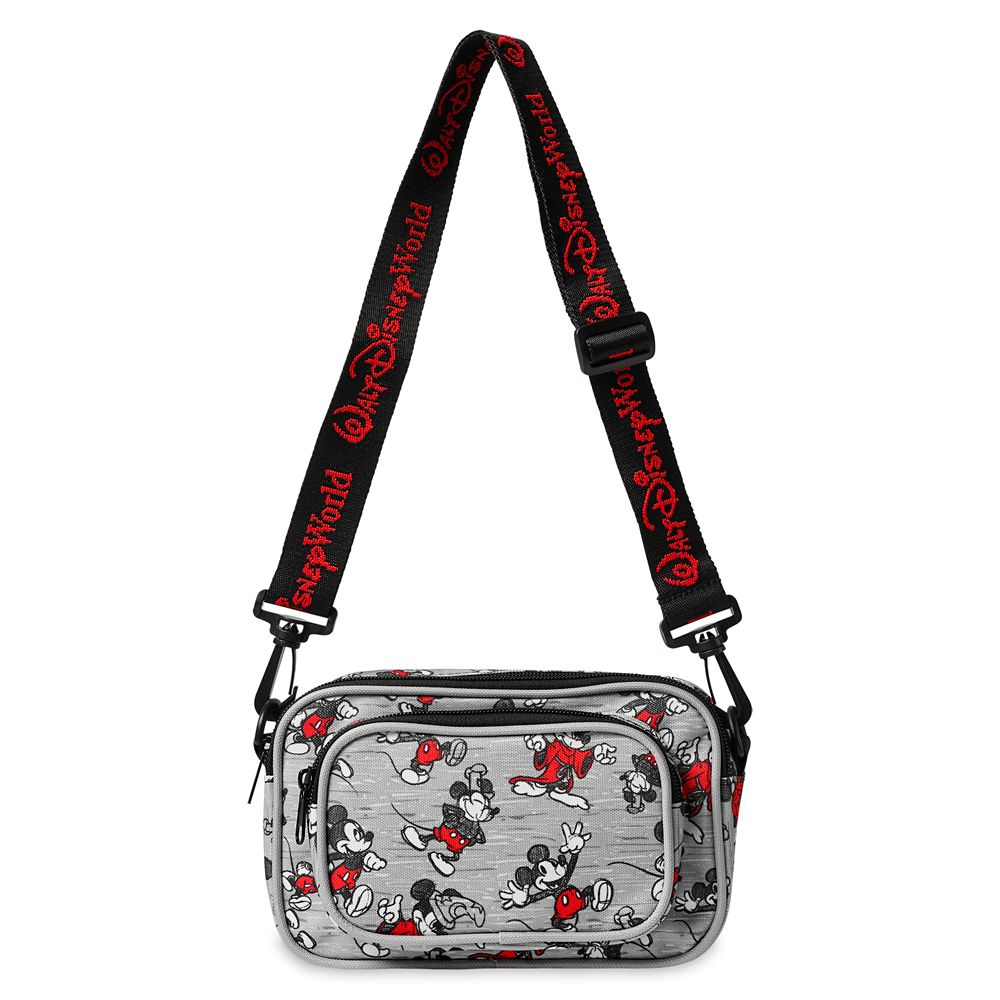 Mickey Mouse Sketch Hip Pack – Walt Disney World