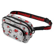 Mickey Mouse Sketch Hip Pack – Disneyland