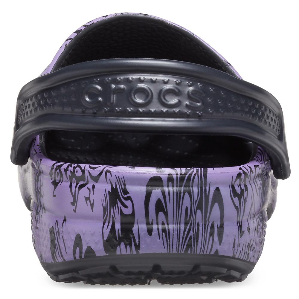 The Haunted Mansion Wallpaper Clogs for Adults by Crocs