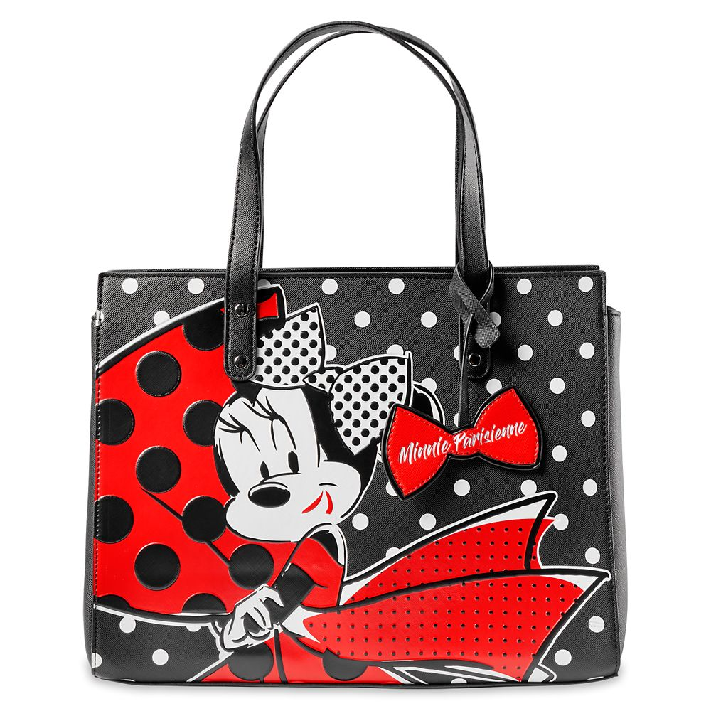 shopdisney.com - Minnie Mouse Parisienne Purse Official shopDisney 39.99 USD