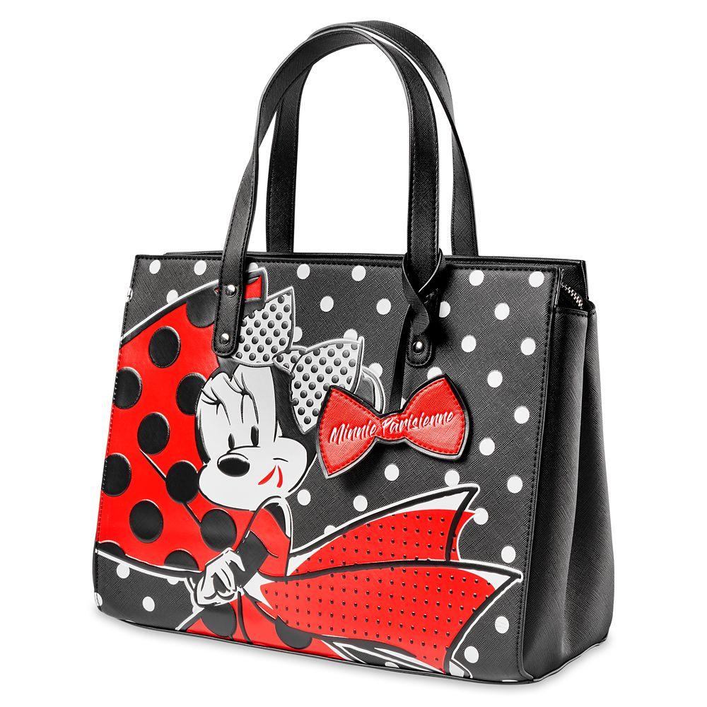 Minnie Mouse Parisienne Purse