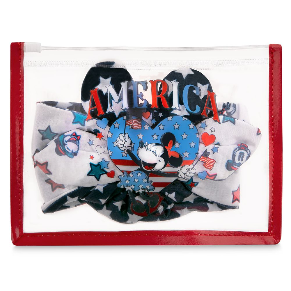 Minnie Mouse Americana Hair Set for Kids