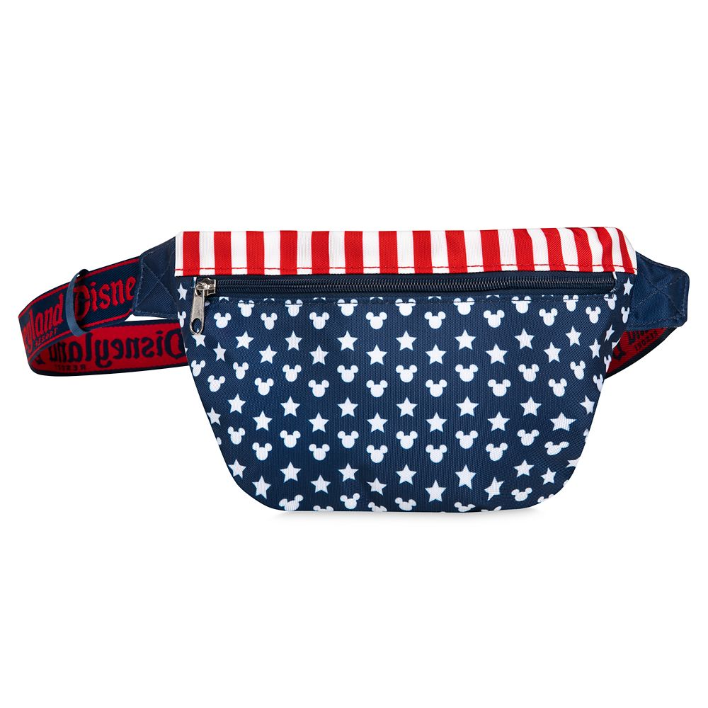 Mickey Mouse Americana Belt Bag – Disneyland
