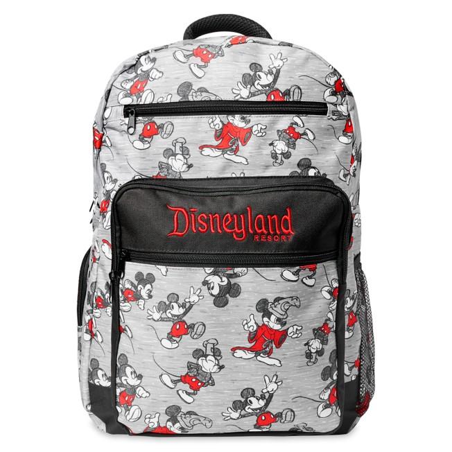 Mickey Mouse Sketch Backpack – Disneyland