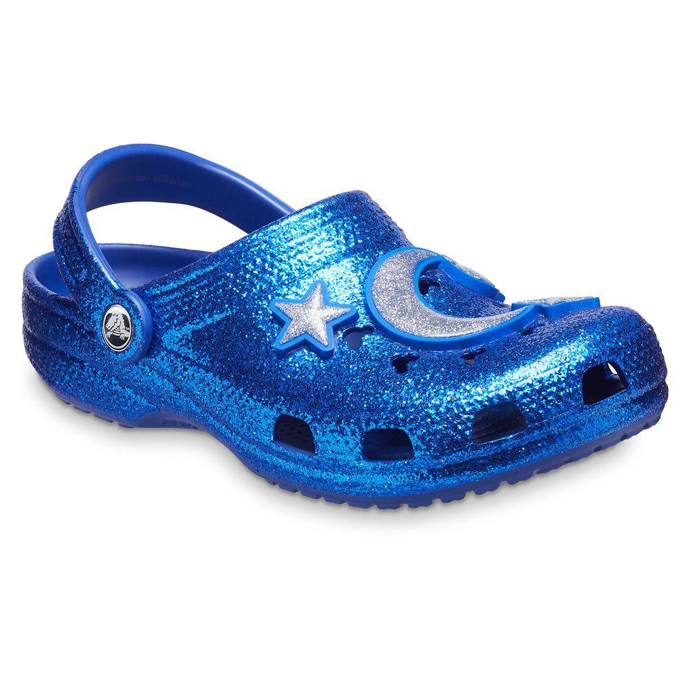 Disney Parks Crocs Halloween Light Up M7 W9 Adult Clogs Mickey Mouse 39 40 Treat