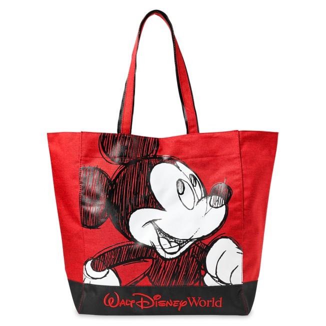 Mickey Mouse Sketch Tote Bag – Walt Disney World