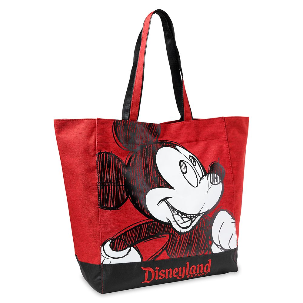 Mickey Mouse Sketch Tote Bag – Disneyland